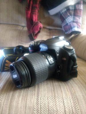 Nikon D50 Camera Kit for Sale in Glen Burnie, MD