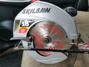 Skilsaw saw 5800 71/2 for Sale in Chicago, IL