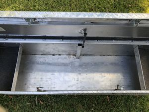 Trunk toolbox for Tacoma for Sale in Stockton, CA