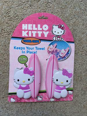 Hello Kitty towel clips for Sale in Virginia Beach, VA
