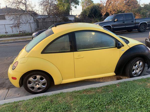 2002 volks wagon beetle