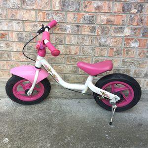 Girls strider balance bike for Sale in Seattle, WA