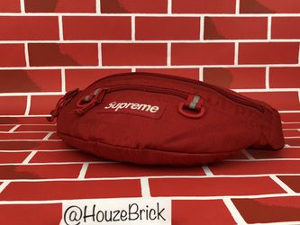 Supreme Waist Bag Fanny Pack SS19 Red for Sale in Pompano Beach,  FL
