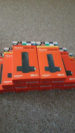 4K Jailbroken Firesticks - Trade Offers - Free TV for Sale in Saint Paul, MN