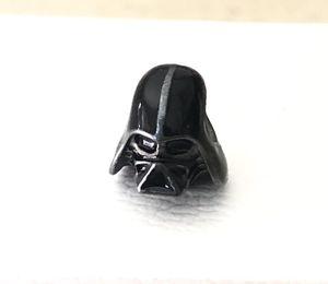 Pandora Disney Star Wars Darth Vader, Black, Charm #799256C01 +Gift Box +Tag for Sale in Fontana, CA