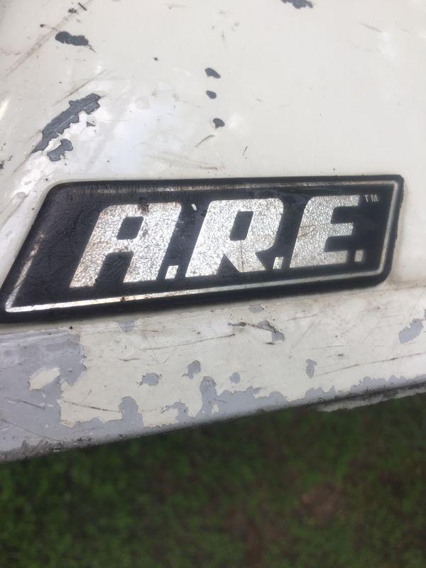 A.R.E. Truck Cap Camper