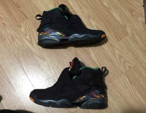 Air Jordan 8 Retro (GS) Tinker Air Raid (Size 7) Willing to trade for Sale in Fayetteville, NC