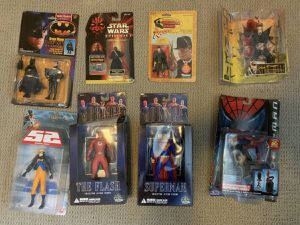 Vintage collectible action figures - $135 for lot incl. Toht!!! for Sale in Los Angeles, CA