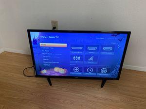 Tcl roku tv for Sale in Auburn, WA