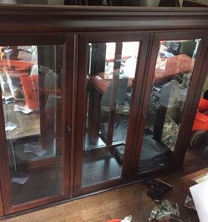 China cabinet /credenza for Sale in Baltimore, MD