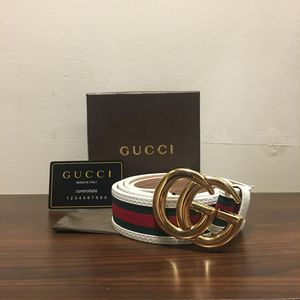Gucci belt size 34-36 for Sale in Fairfax Station, VA