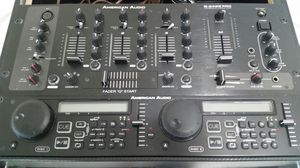 Mixer and cd player for Sale in Temecula, CA