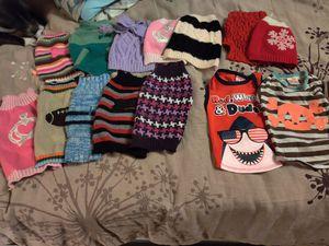 Lot of doggie sweaters for Sale in Hemet, CA