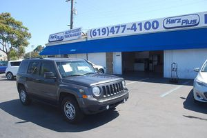 2017 Jeep Patriot for Sale in National City, CA