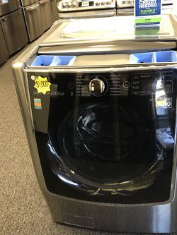 New LG Large Capacity Front Load Washer for Sale in Arlington,  TX