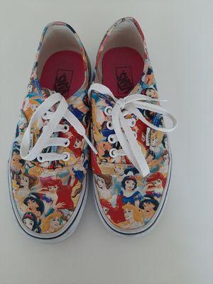Disney Princess Van's Womens 6.5 for Sale in Burien, WA