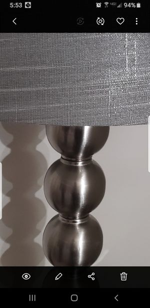 2 pc lamps for Sale in Chino, CA