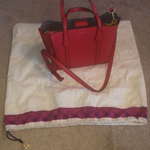 New Red Tory Burch Tote Bag for Sale in Canton, GA