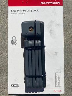 Bontrager Folding Lock for Sale in Long Beach,  CA
