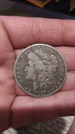Better 1887-O Morgan United States Silver Dollar 90% for Sale in Brooklyn, NY