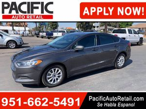 2016 Ford Fusion for Sale in Jurupa Valley, CA