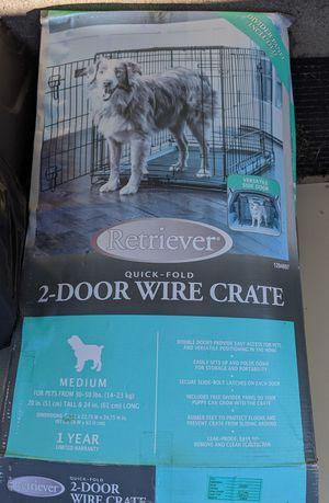 Pet crate medium for Sale in El Cajon, CA