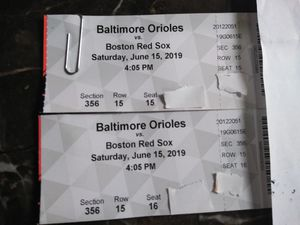 Mlb tickets for Sale in Martinsburg, WV