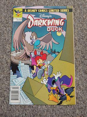 Vintage Disney's Daekwing Duck 4 Of 4 Comic for Sale in Burlington, NC