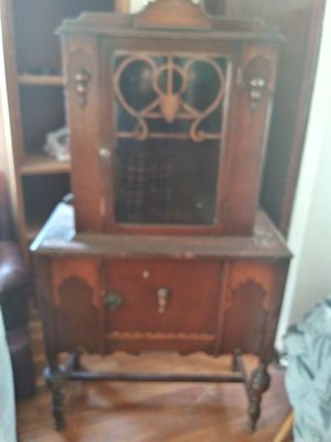 Antique China Closet (PENDING) for Sale in Pittsburgh, PA