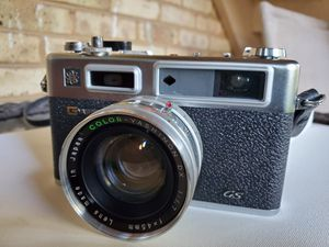 YASHICA ELECTRO 35 GS CAMERA *UNTESTED* for Sale in Naperville, IL