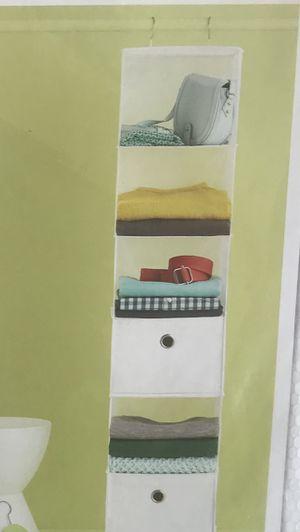 Hanging six shelves Closet Organizer for Sale in San Antonio, TX