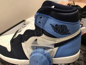 Jordan 1 Obsidian sz9 DS Brand new with receipt for Sale in Miami, FL