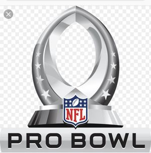 1 Pro Bowl 2019 Ticket Section 136 Row N $75 for Sale in Orlando, FL
