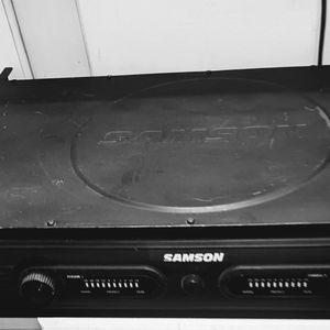 Samson Servo 200 Amp for Sale in Kilgore, TX