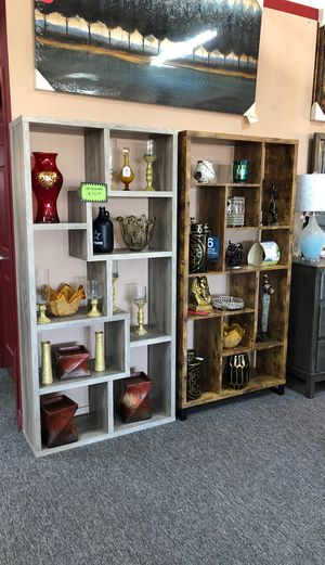 Contemporary bookshelves for Sale in Coppell, TX