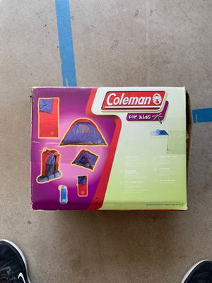 Kids camping set for Sale in Moreno Valley, CA