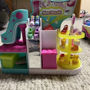 Shopkins Shoe Collection for Sale in Tabernacle, NJ
