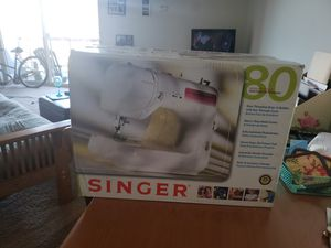 Singer sewing machine for Sale in Frederick, MD
