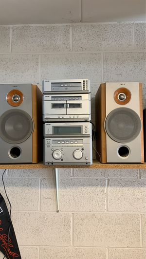 Sony Stereo System for Sale in Oak Lawn, IL