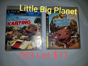 Variety of ps3 video games and more for Sale in Monticello, IA
