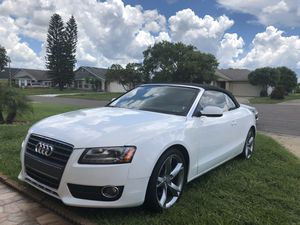 2011 Audi A5 Cabriolet for Sale in Kissimmee, FL