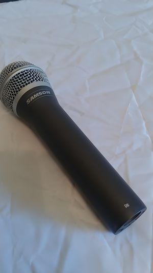 Samson Q2U microphone for Sale in Wichita Falls, TX