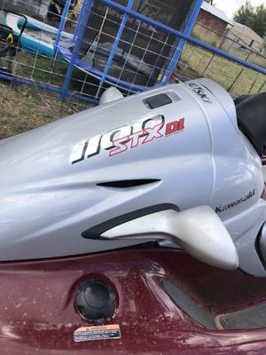 2000 Kawasaki STX 1100 jet ski for sale for Sale in Albuquerque, NM