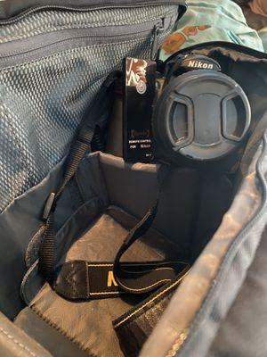 Nikon D5000 Camera for Sale in San Antonio, TX
