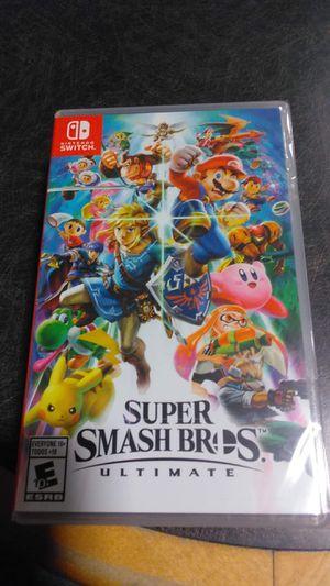Super Smash Bros (Nintendo Switch) for Sale in Seattle, WA