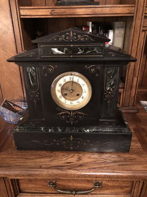 Cee-Jays Antique Clock for Sale in S CHESTERFLD, VA