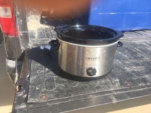 Crockpot missing lid for Sale in San Angelo, TX