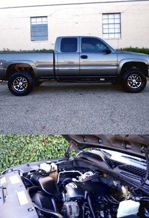 2001 Chevrolet Silverado for Sale in Monterey, MA