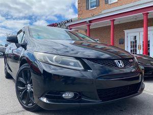 2012 Honda Civic Cpe for Sale in Fredericksburg, VA
