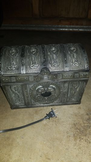 Pirates of the Caribbean chest CD player for Sale in Troutdale, OR